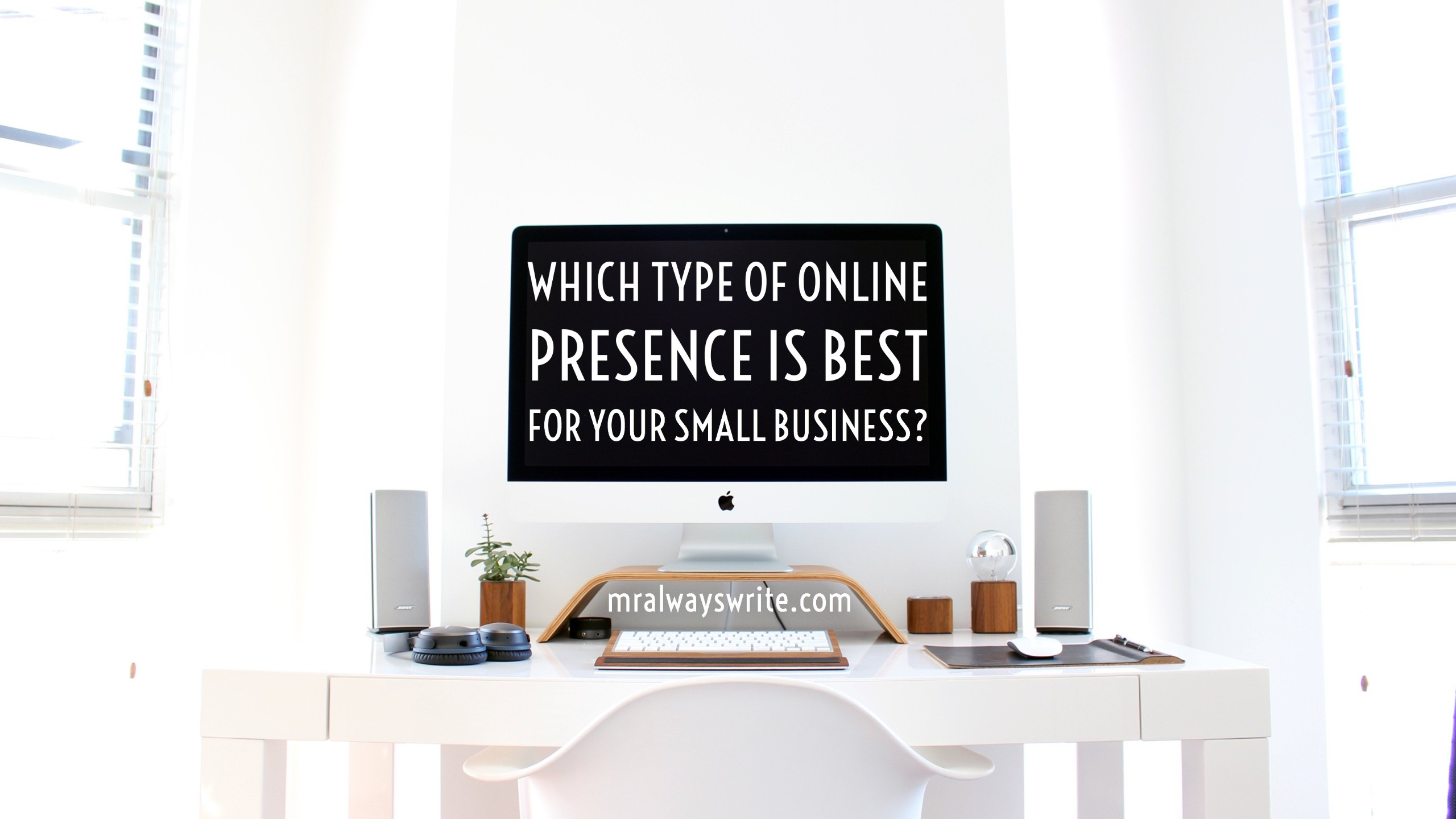 Mr. Always Write, Online Presence